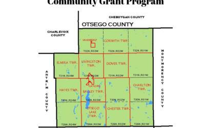 Community Grant Program is Now Open