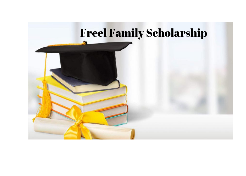 Scholarship Spotlight: Freel Family Scholarship Fund
