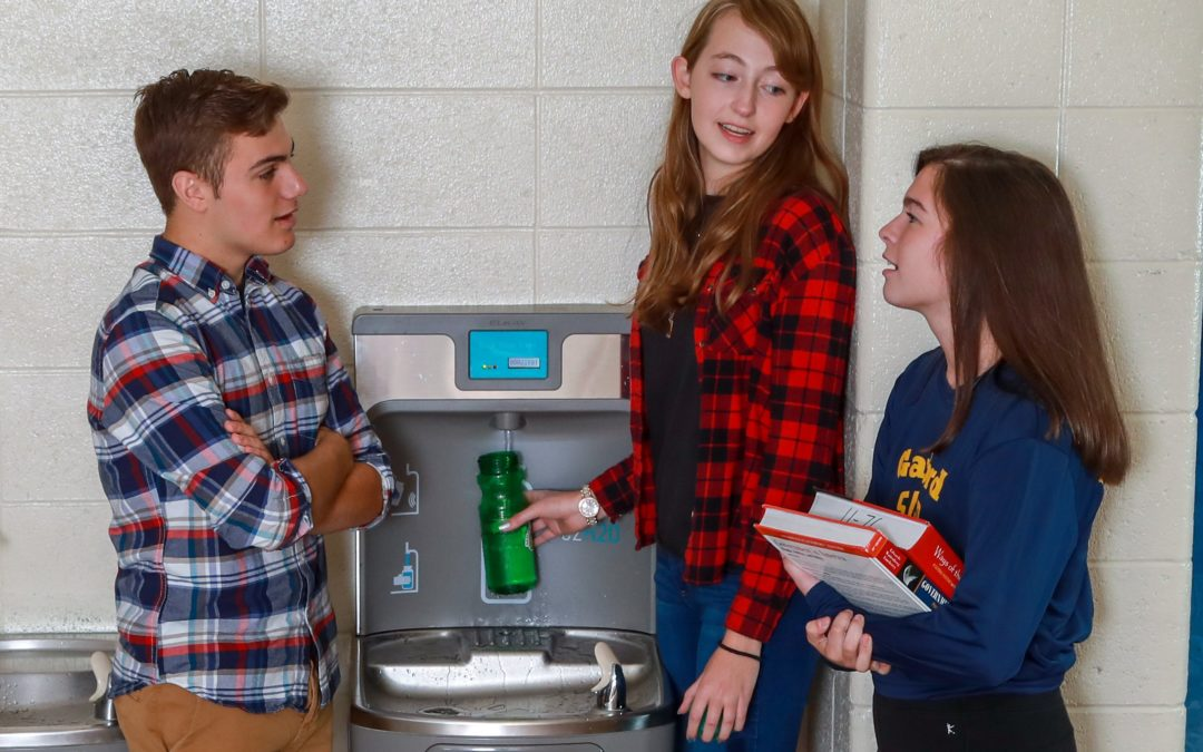 Grant Spotlight: Healthy Water, Happy Students