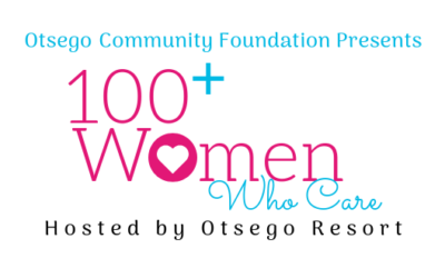 Together We Are More Empowered…Join Us For 100+ Women Who Care