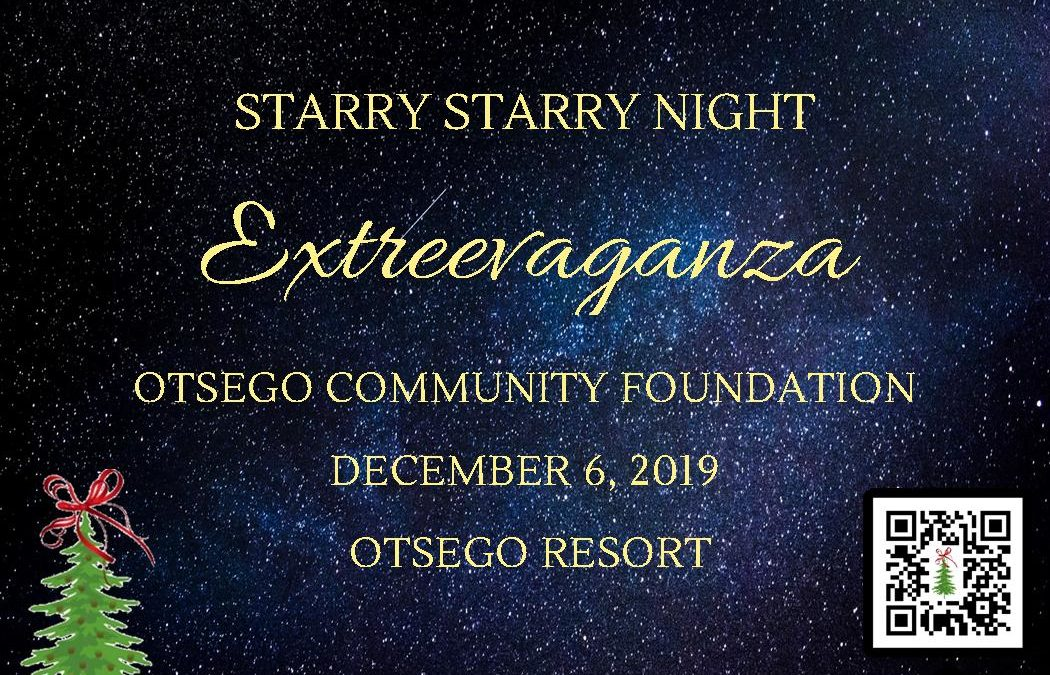 Join us for Extreevaganza: Starry Starry Night