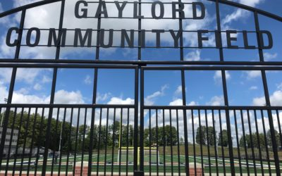From Dream to Reality: Gaylord Community Field Fund
