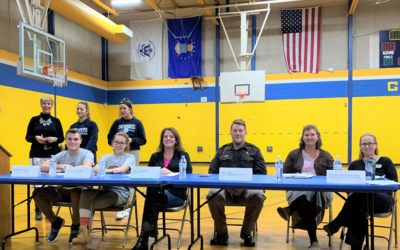 Kickoff of YAC's First Proactive Cyberbullying Outreach Held at Gaylord Middle School