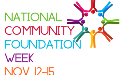 Recognizing the Impact of Community Foundations