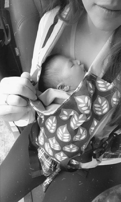 Grant Spotlight: Baby Wearing Incentive Program