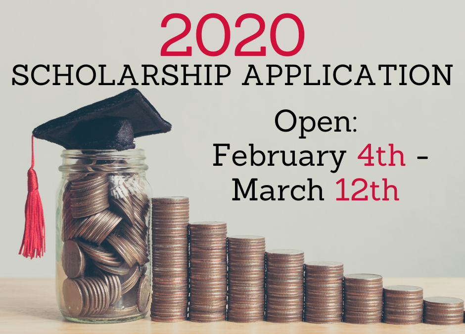 Scholarships Now Open