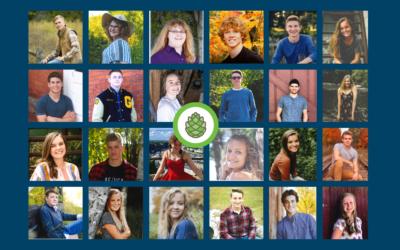 Announcing the 2020 OCF Scholarship Recipients