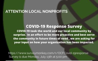 COVID-19 Response Fund Future Endeavors