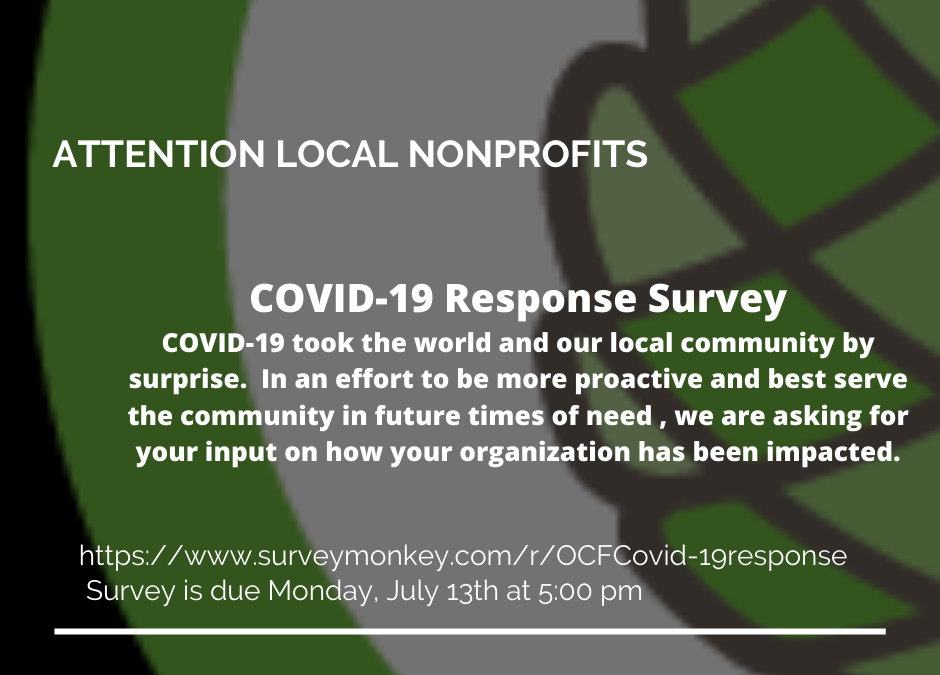 COVID-19 Response Fund Future Endeavors