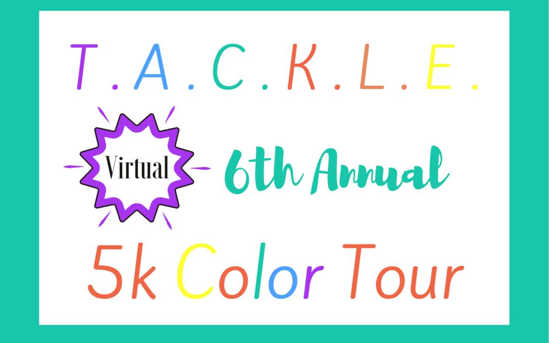 T.A.C.K.L.E. Race Goes Virtual