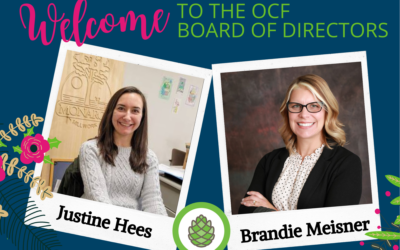 Introducing OCF New Board and Committee Members