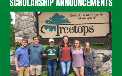 New Scholarship Funds and a $2,500 Opportunity