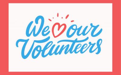 Celebrate Volunteers