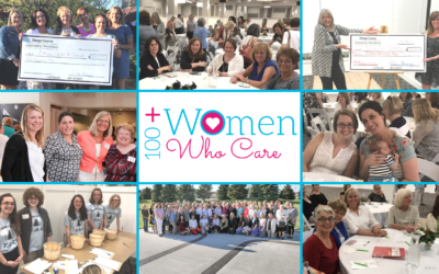 Together We Can Do More…Join Us for 100+ Women Who Care